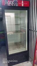 Carrier Mc750 Single Glass Door Reach In Refrigerated Merchandiser