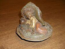 Vintage Tom Clark Colette Gnome Figure (Signed) #1028