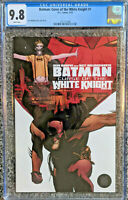Batman Curse of the White Knight #1 Sean Murphy CGC 9.8 DC Comics