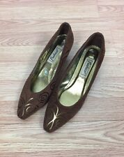 Frederick Vintage Suede Shoes, 9 1/2