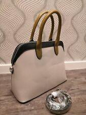 Carpisa Handtasche mit 2 Griffen und Schultergurt - Neuwertig