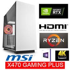 Gaming PC-Ryzen 7 2700X | NVIDIA RTX 2080 Ti | 16GB DDR4 | 512GB SSD I Windows10