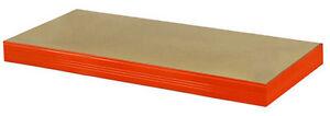 ZUSATZBODEN alle Größen / zu Metallregal HELIOS Steckregal Lager Regal / ORANGE