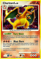 1x - Charizard - 3/132 - Holo Rare DMG Pokemon Secret Wonders