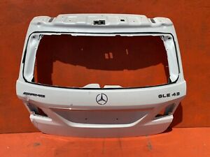 2012 2014 2015  Mercedes GLE GLE350 GLE43 Trunk Tailgate Liftgate Gate Lid OEM