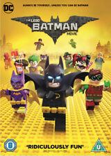 The Lego Batman Movie DVD 2017 - Region 2