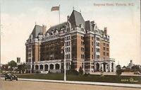 Victoria, British Columbia - CANADA - Empress Hotel - ARCHITECTURE