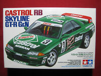 Castrol RB Nissan Skyline GT-R Gr.N Racing 1/24 Tamiya Group N Kit Rare GTR JTCC