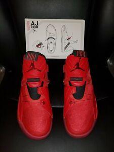 Air Jordan XXXIII AQ8830 600 Men Sz 11.5  Wmns 13