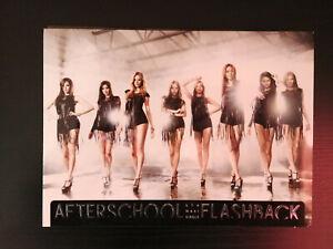 After School 5th maxi single Flashback (kpop)
