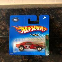 Hot Wheels 2005 Super Treasure Hunt 1967 Camaro #2/12 Short Card U24