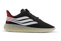 Mens Adidas Sobakov Trainers Gym Running Lightweight EE8897 Black White Red