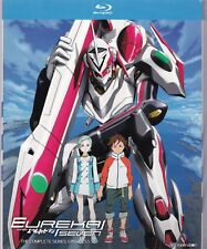 Eureka Seven: The Complete Series - Episodes 1-50  (BD, 2016, 6-Disc Set)