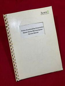 Service Manual for the Acorn BBC Master Microcomputer April 1986