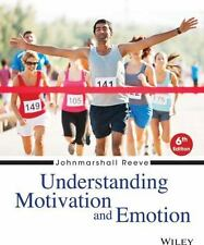 Understanding Motivation and Emotion by Johnmarshall Reeve (2014, Paperback)
