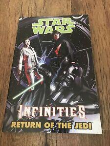 Star Wars Infinities Return Of The Jedi Dark Horse Graphic Novel F/VF