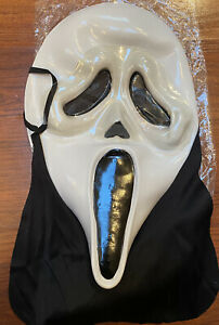 Scream Movie Ghost Face  Mask Fun World Easter Unlimited