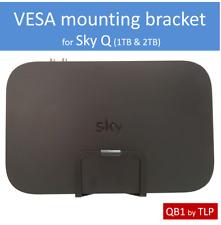 Sky Q 1TB 2TB TV mounting bracket ( vesa fixing ) or wall mount