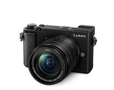 Panasonic LUMIX GX9K 20.3 MP Digital Camera - Black (Kit w/ 12-60mm Lumix Lens)