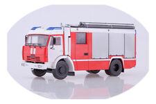 KAMAZ 102019 1:43 KAMAZ 43253 AC-32-40 FIRE (USSR RUSSIAN CAR) | КАМАЗ КАМАЗ-432