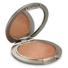 BNIP BLOOM EYE SHADOW AMBER 3g WARM CORAL SHIMMER
