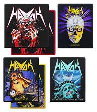 Havok textile printed patch sew on diy rock death speed thrash metal hardcore