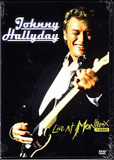 JOHNNY HALLYDAY live at montreux 1988  DVD NEU OVP/Seal