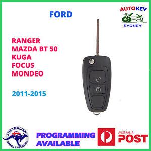 Ford Ranger PX1 Mazda BT50 2011-2016 FULL KEY REMOTE
