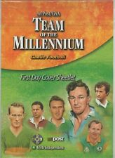 """Ireland Stamps:1999 -FDC Pres Pack Gaelic Athletic Assoc""""Team of the Millennium"""""""