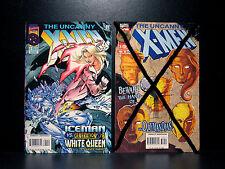 COMICS: Marvel: Uncanny X-men #331 (1990s) - RARE (thor/wolverine/spiderman)
