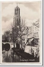 Utrecht; Oudegracht RP PPC, 1948 PMK To Boscombe, GB