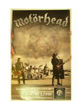 Motorhead Poster Get Back In Line Motor Head Lemmy