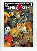 Animosity #1 2016 1st Appearance Jesse and Sandor 1:10 Variant Cover