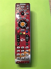 DIRECTV RC66RX RF REMOTE WITH CHIEFS SKIN