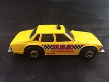 HOT WHEELS THE HOT ONES USA TAXI SERVICE CAB