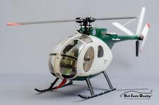 Rumpf-Bausatz Hughes OH-6A / 500C 1:24 für Blade mCPX, TRex 150, WLToy V977 u.a.