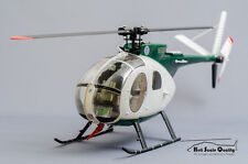 Fuselage-Kit Hughes oh-6a 1:24 Pour Blade MCPX, Trex 150, wltoy v977, etc.