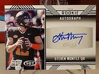 STEVEN MONTEZ 2020 SAGE HIT PREMIER DRAFT ROOKIE CARD #A88 RC