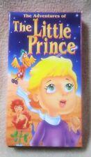 Adventures of THE LITTLE PRINCE Anime VHS Video Tape Antoine de Saint Exupery