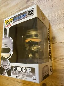 Funko Pop! Movies Robocop #22 Rare!