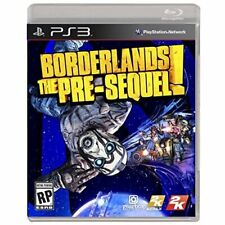 Borderlands: The Pre-Sequel For PlayStation 3 PS3 Shooter Brand New 2E