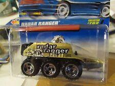 Hot Wheels Radar Ranger #782 Gold