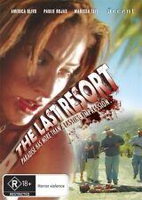 The Last Resort DVD (2008) America Olivo ALL REGIONS R18+ DVD
