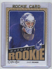 09-10 OPC O-Pee-Chee James Reimer Rookie Card RC #782 Mint