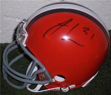 JAMAL LEWIS Cleveland Browns SIGNED Mini w/ COA