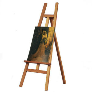 Dolls house miniatures  Easel and Picture
