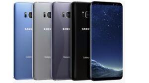 Samsung Galaxy S8+ Plus G955U GSM Unlocked AT&T T-Mobile Boost Verizon Excellent