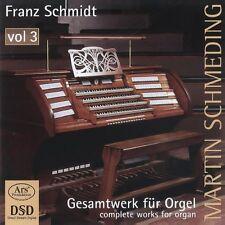 Schmidt / Schmeding - Gesamtwerk Fur Orgel 3 [New SACD]