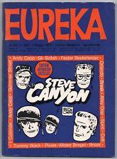 EUREKA N.53 editoriale corno 1971 spirit alley oop steve canyon don martin colt