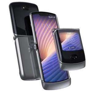 Motorola Razr 5G 256GB (Unlocked) Dual SIM 6.2in 48MP 8GB RAM 4G LTE